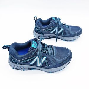 Women's New Balance Sneakers Blue & Grey Running
